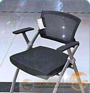Commercial Used Chrome Leg Folding Office Training Chairs