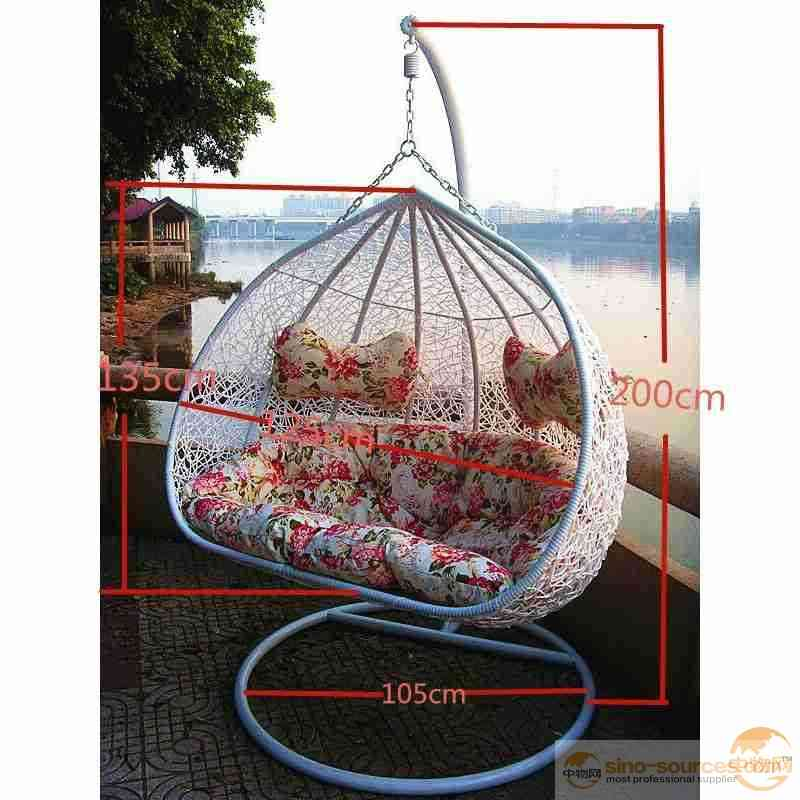 Home Iron Swing Chairs