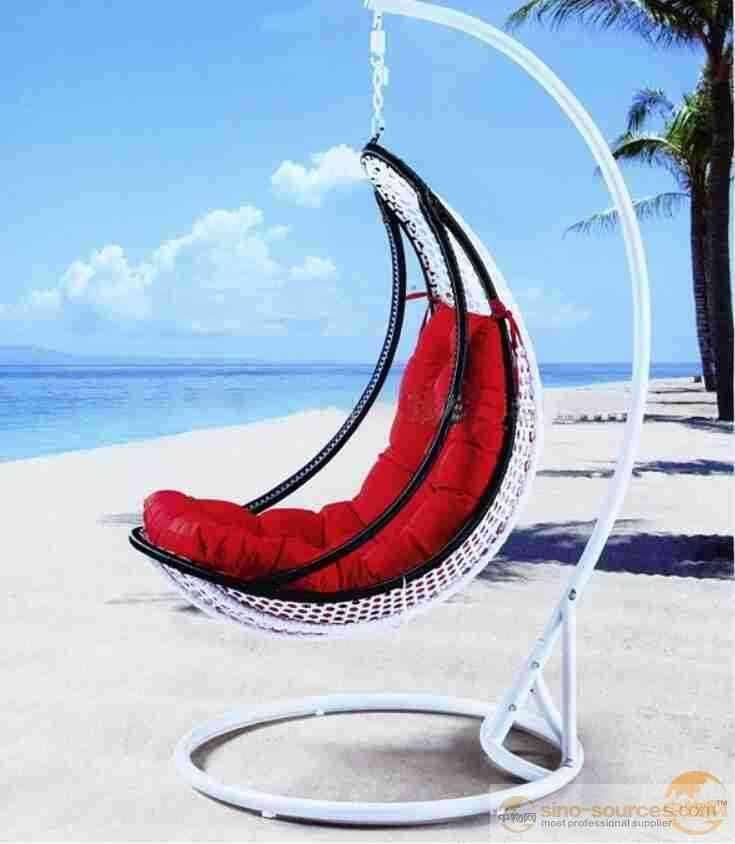 Outdoor Garden Furniture Hanging Swinging Chairs