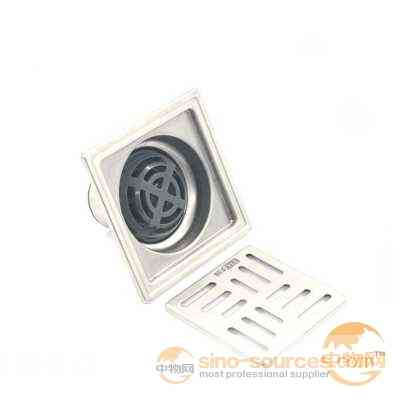 Best Selling 304 Stainless Steel Automatic Airtight Bathroom Floor Drains