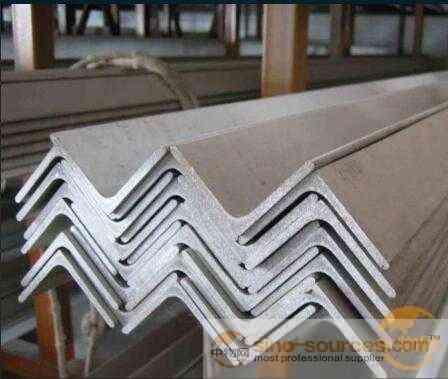 PRE GALVANIZED Steel Profile L Purlin