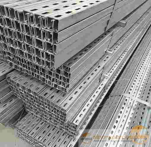 C Type Channel Profile Steel For construction