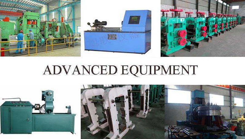 Advanced Equipment to Manufacture Deformed Steel Bar