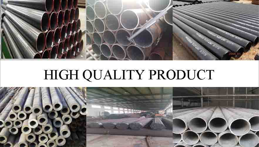 high quality stainless steel pipe