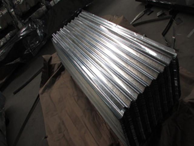 high quality zinc coated sheets