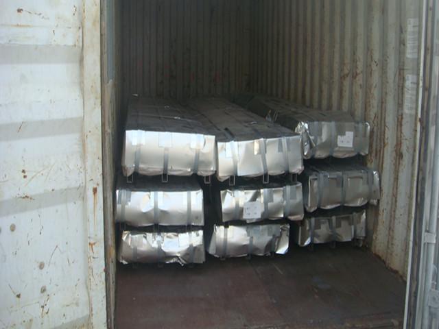 prepainted roof sheet