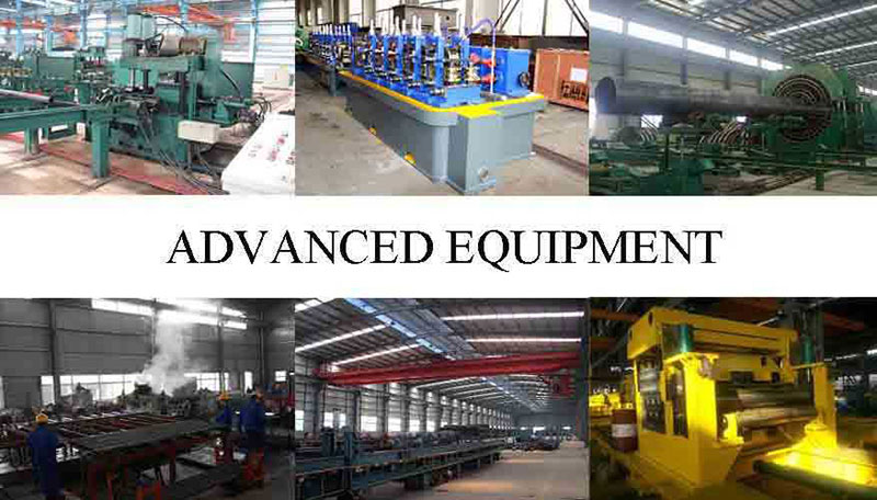 Advanced Equipment to Manufacturer Seamless Steel Pipe
