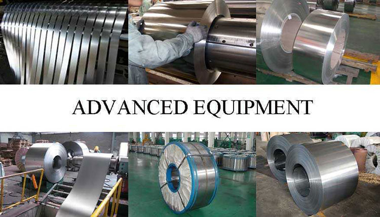 Advanced Equipment to Manufacturer Tinplate
