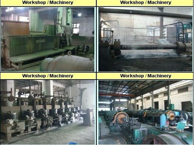 Workshop o Steel Wire Rope