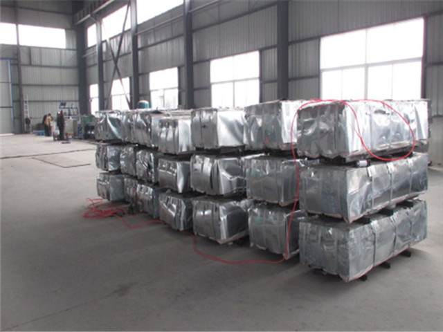 high quality zinc coated sheets