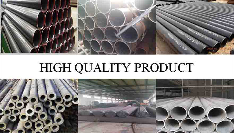 High Quality Seamless Steel Pipe