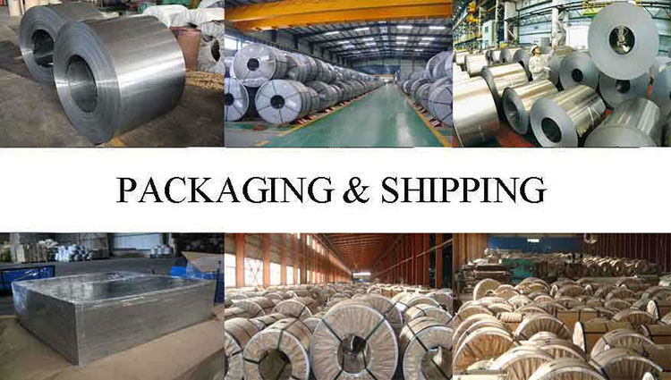 Packaging and Shipping of Tinplate