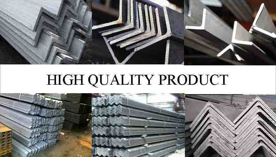 High Quality Angle Steel Bar