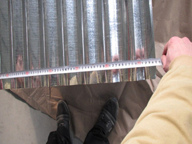 hot galvanizing roof sheet