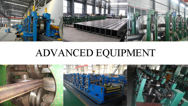 advanced eaquipment of Square and Rectangular Tube