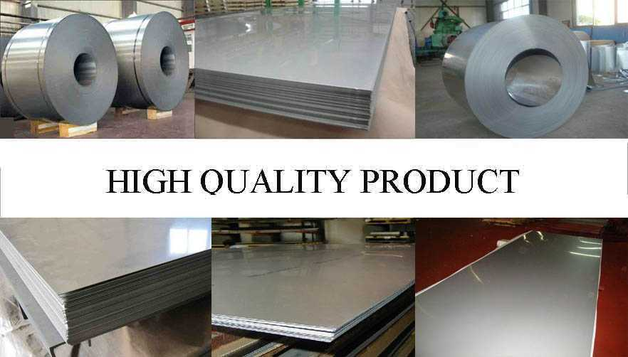 High quality product of Steel sheet and plate