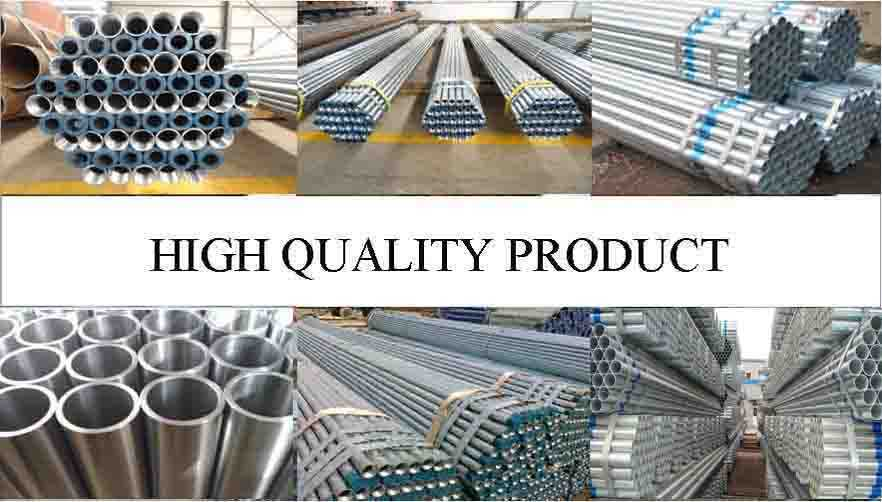 high quality product of Galvanized Tube Manufacturer In China High Quality with Best Price