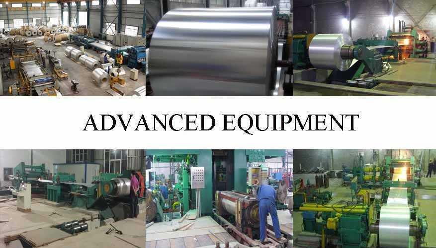 Advanced equipment of High quality product Aluminium coil
