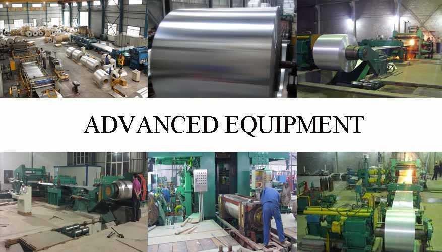 Advanced equipment of High quality product Aluminium coil