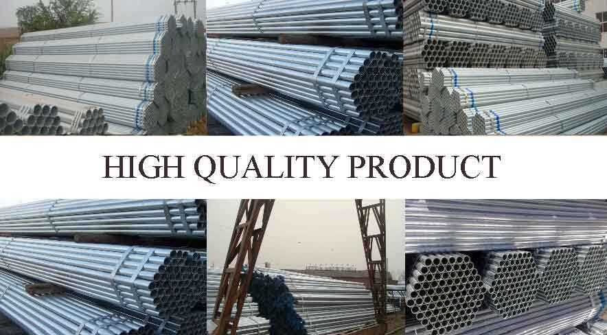 High quality product of Galvanized Tube Supplier in China