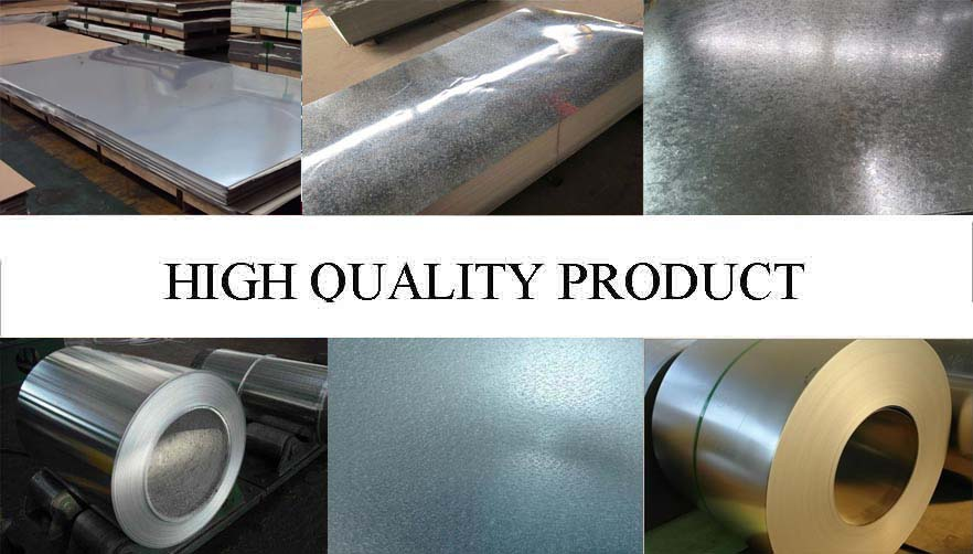 High quality product of Galvanized steel sheet with the best price