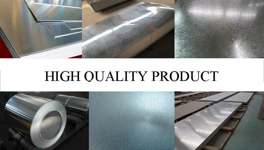 High quality product of Galvanized steel sheet