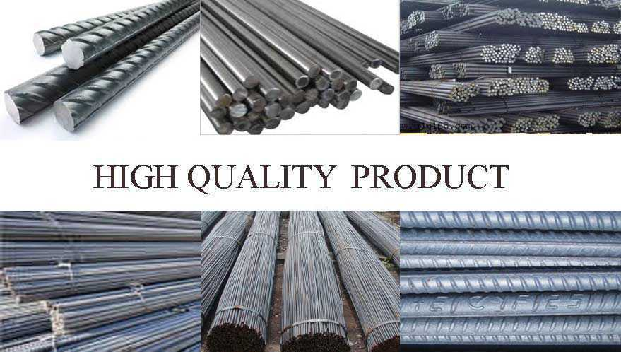 high quality products of ASTM 615 Deformed Steel Bar