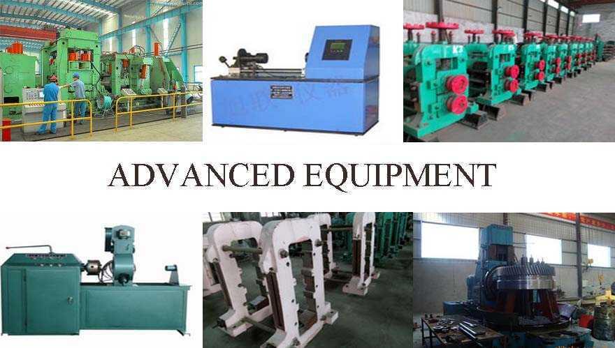 advanced equipment of Deformed Steel Bar HRB500