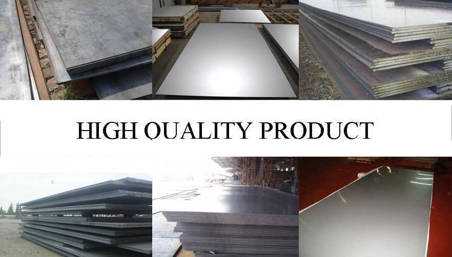 High quality product of hot rolled steel plate