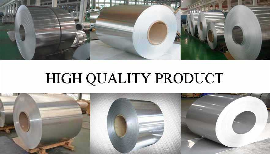 High quality product of Aluminum coil from factory