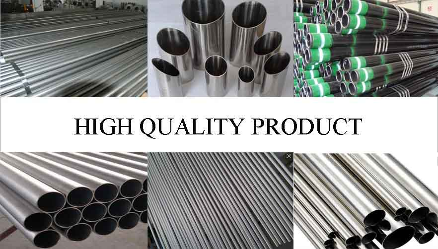 high quality product of high quality and hot sale stainless steel welded pipe