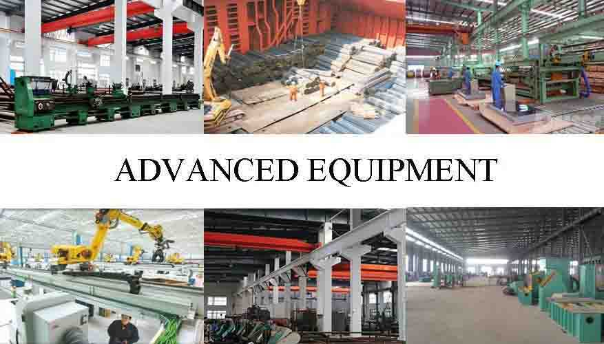 Advanced equipment of constructional used reinforced deformed bars manufacturers
