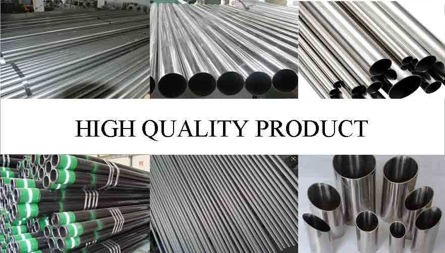 high quality product of high quality Stainless Pipe made in China