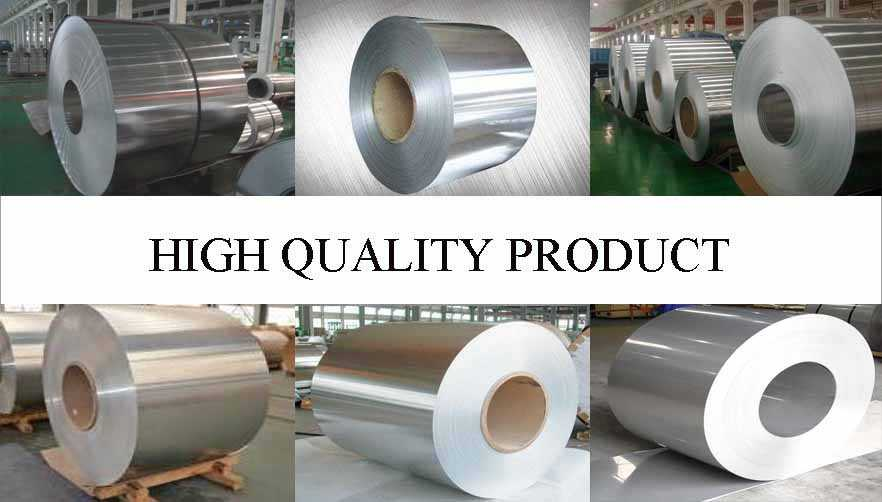 High quality product of Aluminum coils with the best price