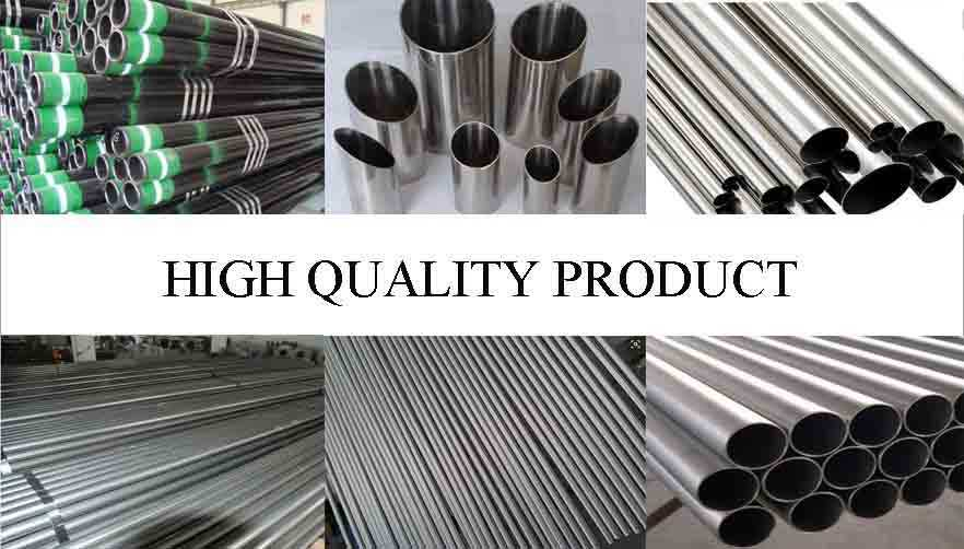 high quality product of ASTM-270 stainless steel pipes  for construction made in China