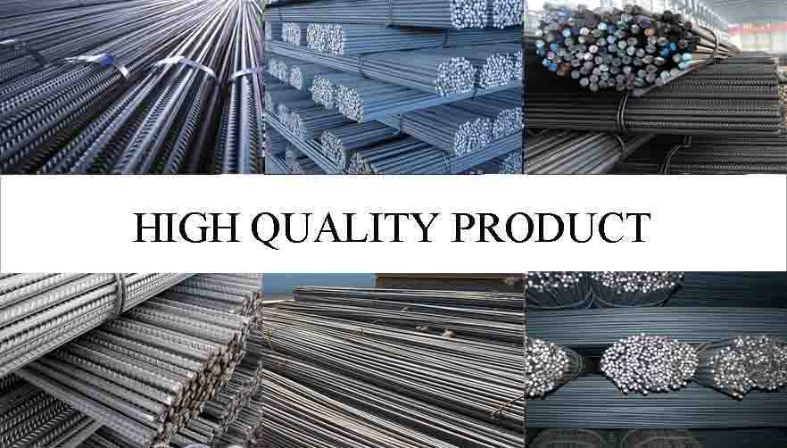 high quality product of Rebar Supplier in India