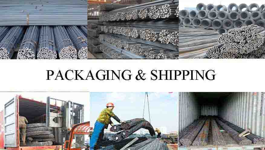 packaging & shiping of Rebar support with reasonable prices
