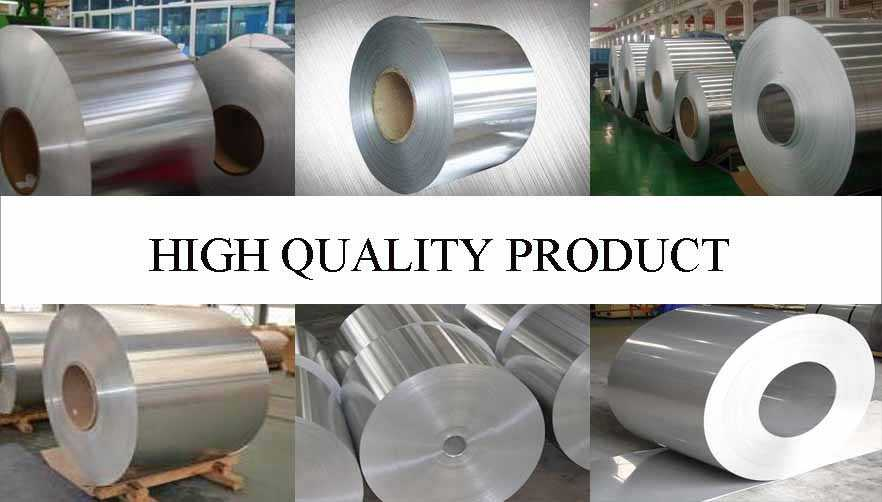 High quality product of Aluminum Coils in different types