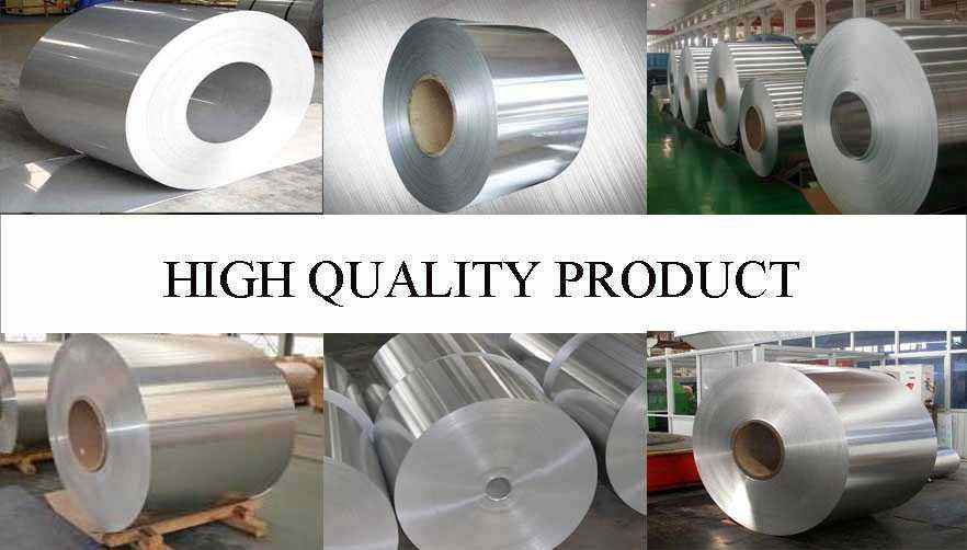 High quality product of original Chinese Aluminum Coils