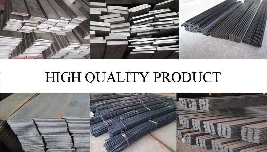 High quality product of Flat Bar Q195 Q235 Standard