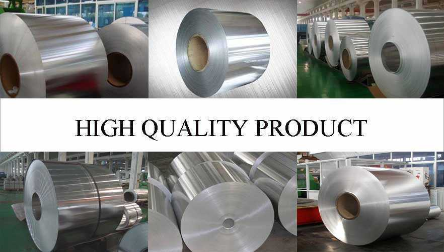High quality product of Hot sale aluminum coil roll with the cheap price