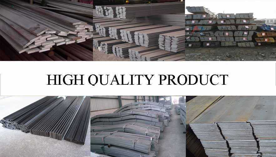 High quality product of Hot sale A36, SS400, Q235 Hot rolled steel copper flat bar