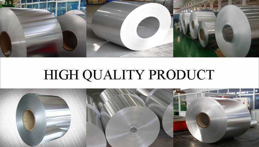High quality product of Hot sale decorative aluminum coil made in China