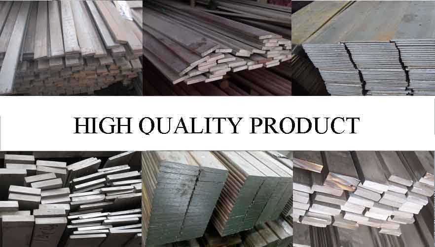 High quality procuct of flat bar best price
