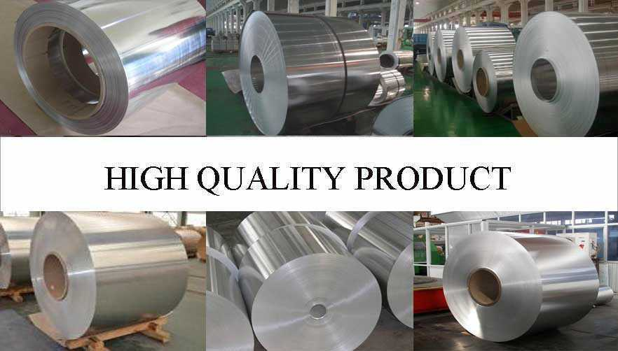 High quality product of aluminum coil supplier in china
