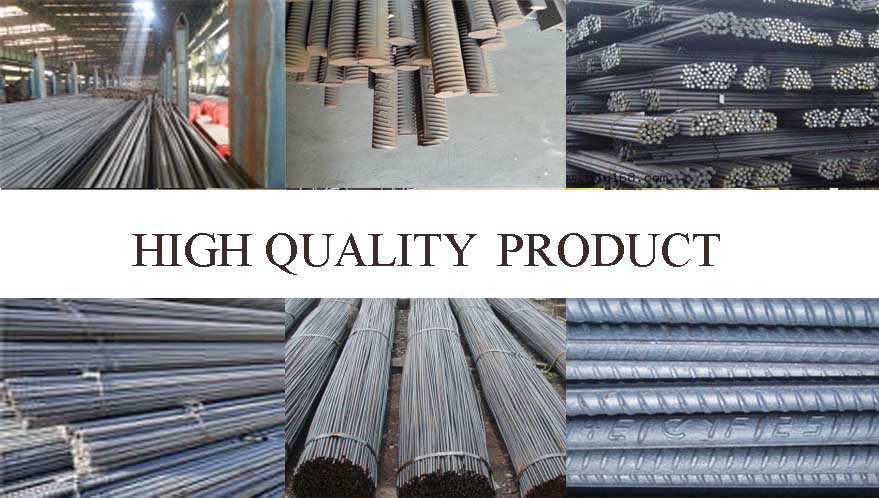 high quality products of Deformed Steel Bar Hrb 500