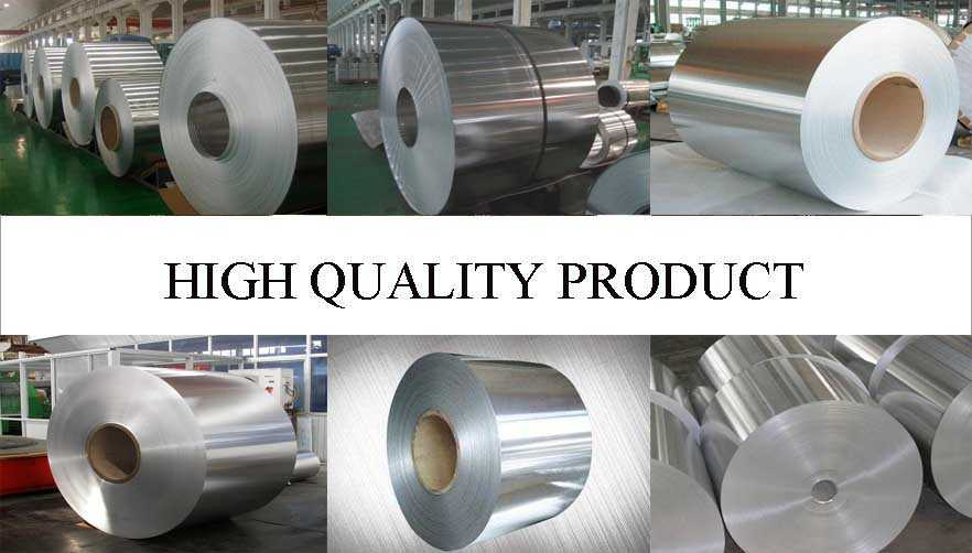 High quality product of Aluminum Coils the factory price in China