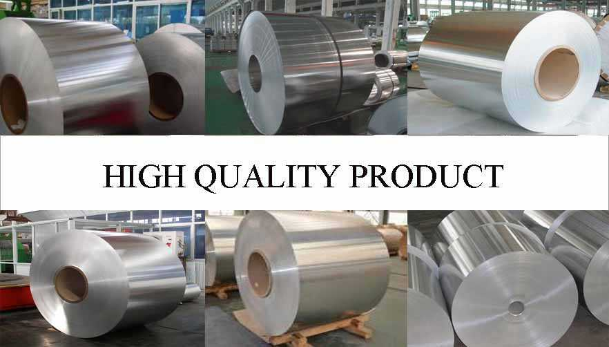 High quality product of Aluminum Coils professional supplier in China
