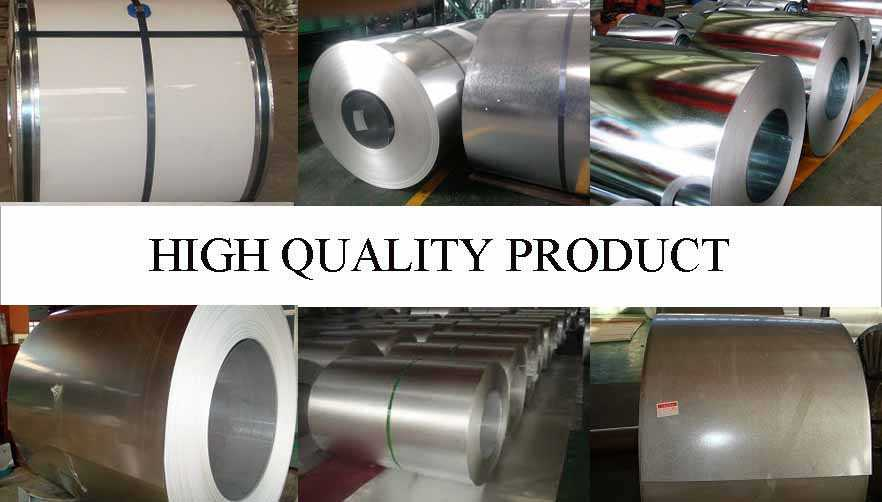 HIGH QUALITY PRODUCT OF GI COIL