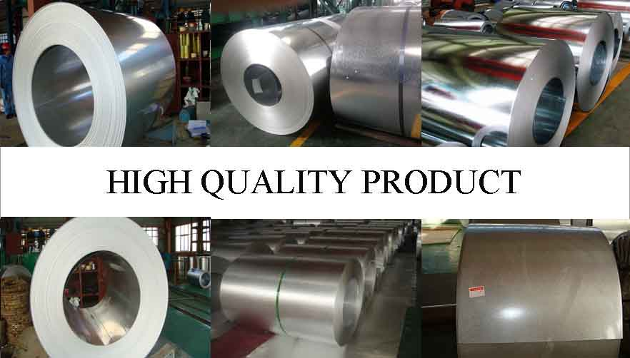 high quality product of hot sale galvanized steel coil supplier  guinea